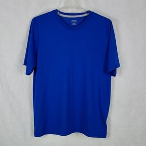 Blue Reebok Athletic T-Shirt